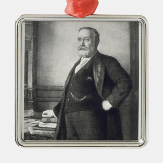 Benjamin Harrison (1833-1901), 23rd President of t Christmas Ornament