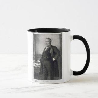 Benjamin Harrison (1833-1901), 23rd President of t Mug