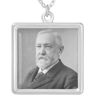 Benjamin Harrison Custom Necklace