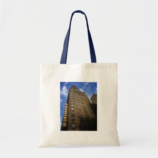 Benjamin Hotel Midtown Skyscraper, New York City Bag