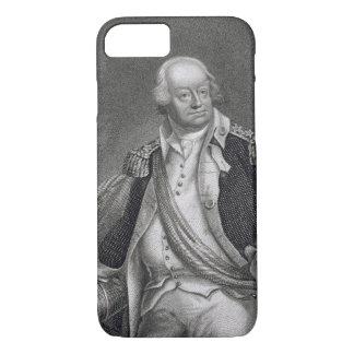 Benjamin Lincoln (1733-1810) (engraving) iPhone 8/7 Case