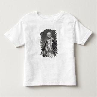 Benjamin Lincoln (1733-1810) (engraving) Toddler T-Shirt