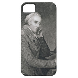 Benjamin Rush, engraved by Richard W. Dodson (1812 iPhone 5 Cover
