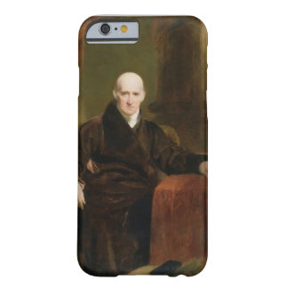 Benjamin West (1738-1820) 1810 (oil on panel) Barely There iPhone 6 Case
