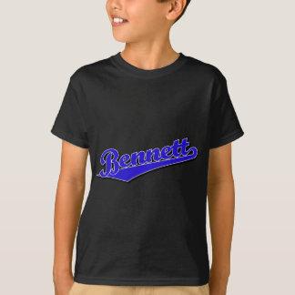 Bennett in Blue Tee Shirt