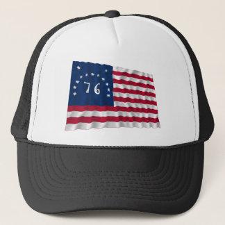 Bennington Flag Trucker Hat
