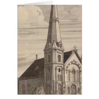 Bennington Vermont Card