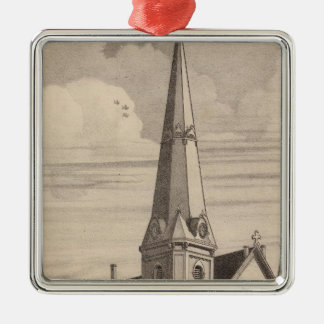 Bennington Vermont Christmas Ornament