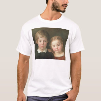 Benno six years and Elna, four years, 1864 T-Shirt