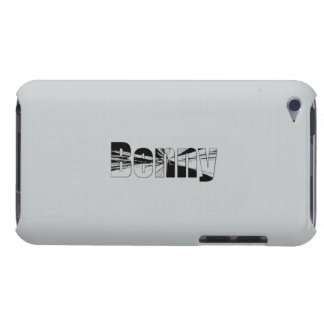 Benny impact resistant iPod Touch case