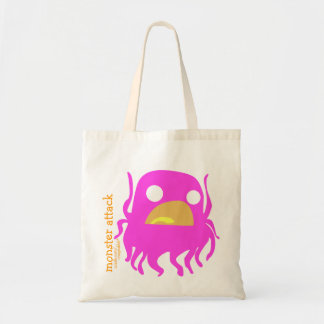 Benny Monster Attack Tote