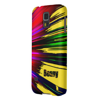 Benny Samsung Galaxy cover with Highlights