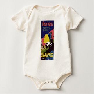 Benson Murder Case Baby Bodysuit