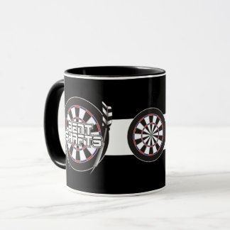 Bent Shafts Darts Team Mug