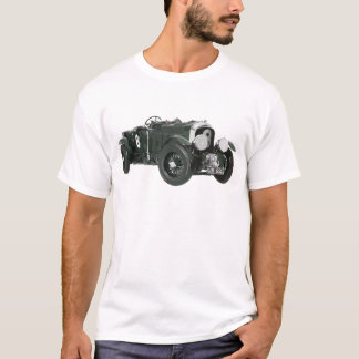 Bentley Blower Litre Car Classic Hiking Duck T-Shirt