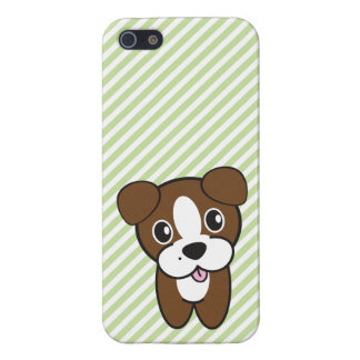 Bentley the Boxer Cover For iPhone 5/5S