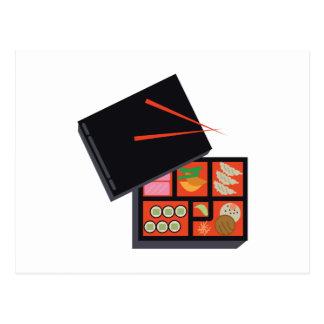Bento Box Postcard
