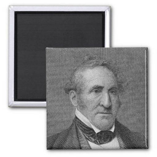 Benton ~ Thomas Hart U.S. Senator Fridge Magnet