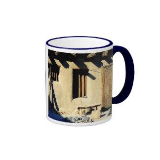 Bents Old Fort Peacock Ringer Mug