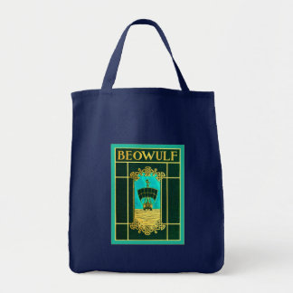 Beowulf ~ Vintage Book Cover