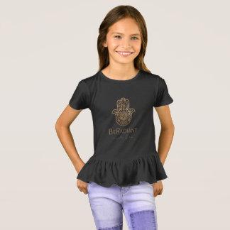 BeRadiant Ruffle Shirt Kids