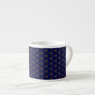 Berber Stars 6 Oz Ceramic Espresso Cup