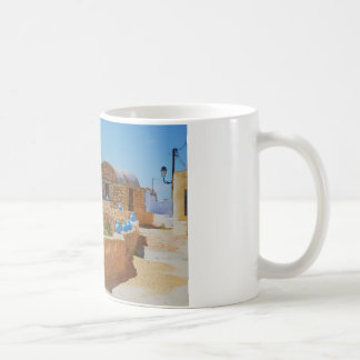 Berber village in Tunisia. Coffee Mug
