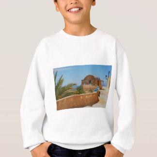 Berber village in Tunisia. Sweatshirt
