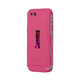 Berenice pink iPhone ultra Rugged case Incipio ATLAS ID™ iPhone 5 Case