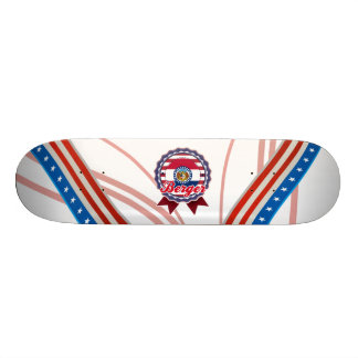 Berger MO Skate Deck