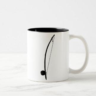 Berimbau Mug: Black