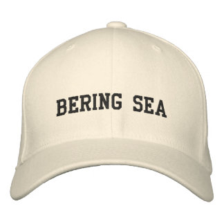 Bering Sea Embroidered Hats