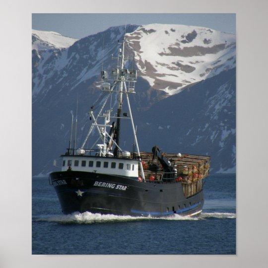 Bering Star, Crab Boat in Dutch Harbour, Alaska