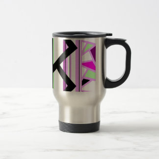Berkana Contemporary Futhark Abstract Norse Rune Mugs