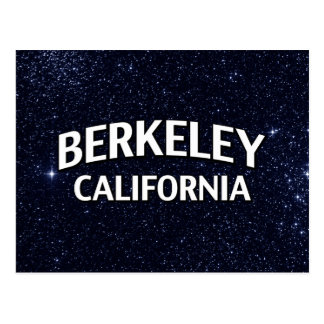 Berkeley California Postcard