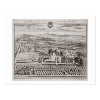 Berkeley Castle, Seat of the Earl of Berkeley (eng Postcard