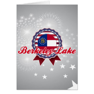 Berkeley Lake GA Greeting Cards