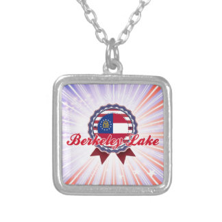 Berkeley Lake, GA Personalized Necklace