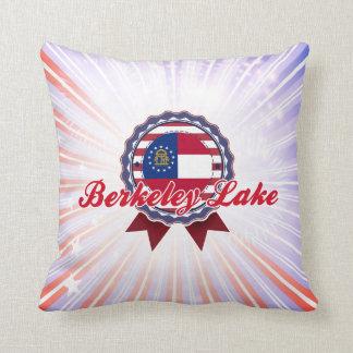 Berkeley Lake GA Pillow