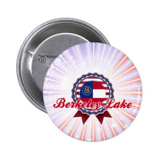 Berkeley Lake GA Pinback Buttons