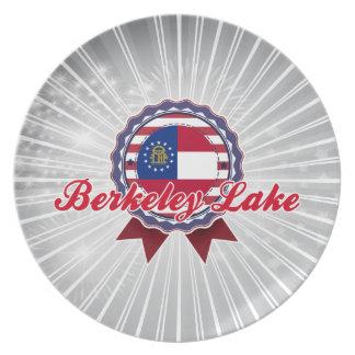 Berkeley Lake GA Plate