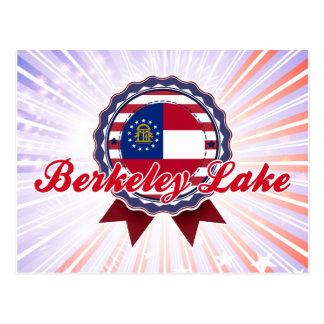 Berkeley Lake GA Post Card