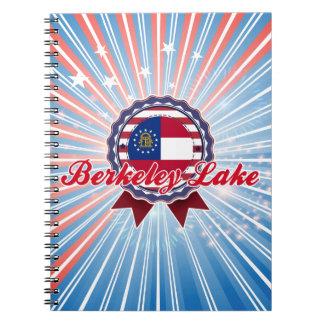 Berkeley Lake GA Spiral Notebooks