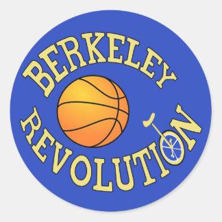 Berkeley Revolution stickers