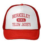 Berkeley - Yellow Jackets - High - Berkeley Cap