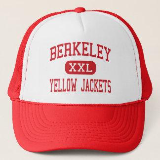 Berkeley - Yellow Jackets - High - Berkeley Trucker Hat
