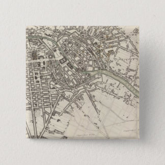 Berlin 15 Cm Square Badge