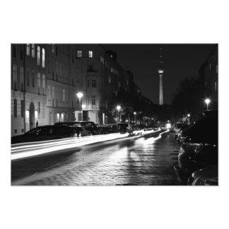 Berlin Alex television tower Photo Print