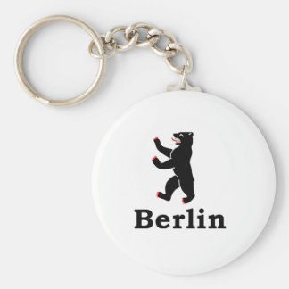 Berlin Bear Key Ring