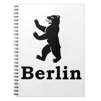 Berlin Bear Notebooks